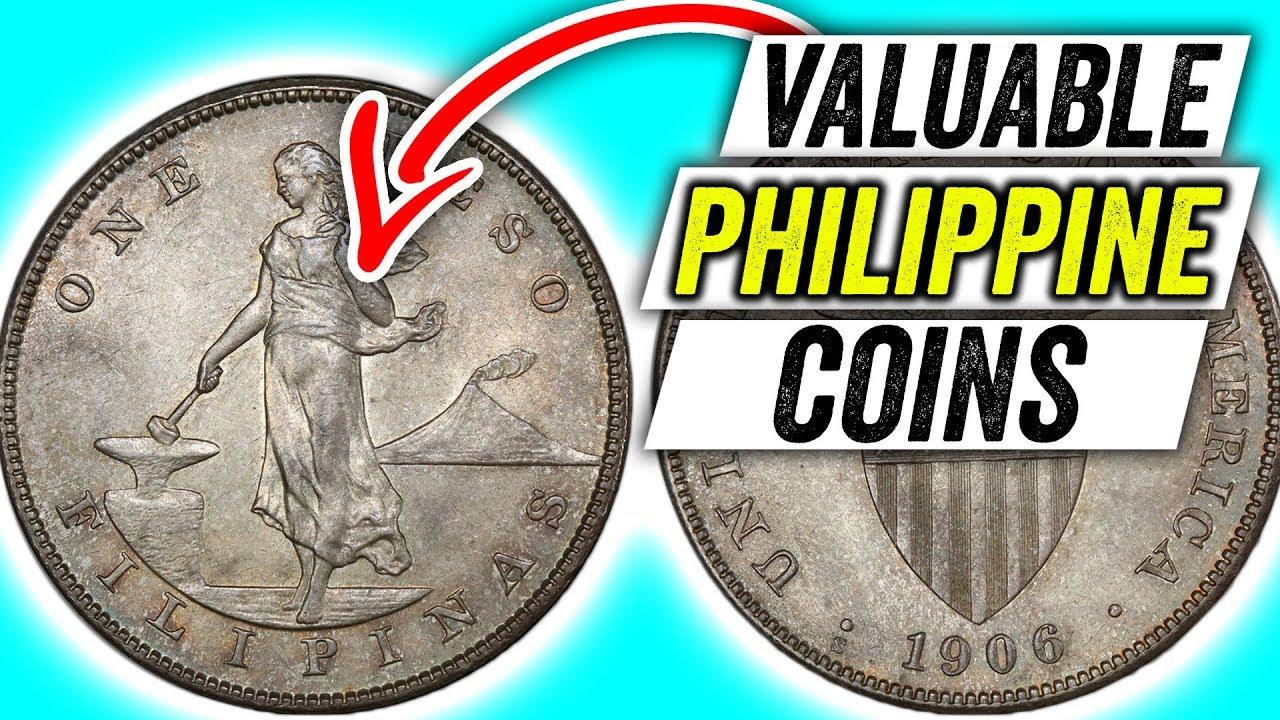 Super Rare Philippine Peso Coins Worth