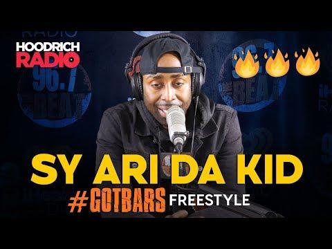DJ Scream - Sy Ari Da Kid Got Bars Exclusive Freestyle with DJ Scream on Hoodrich Radio