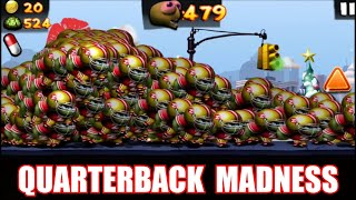 Cheat Zombie Tsunami All Crazy Quarterbacks Zombies Full Madness At The End Of The Video!