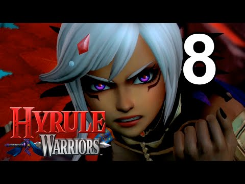 """Lana is Cia."" - Hyrule Warriors Part 8 - The Shadow King (Hard)"