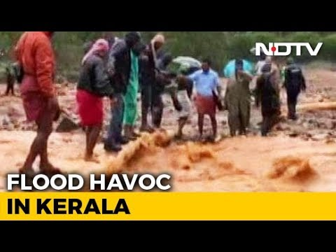 Kerala Floods: 35 Dead, Heavy Rain Predicted For Next 24 Hours