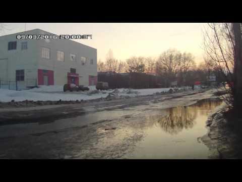 Экзаменационный маршрут 2 Ярославль