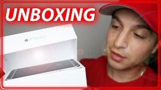 iPhone 6 Unboxing Space Grey - Drop Hazard!