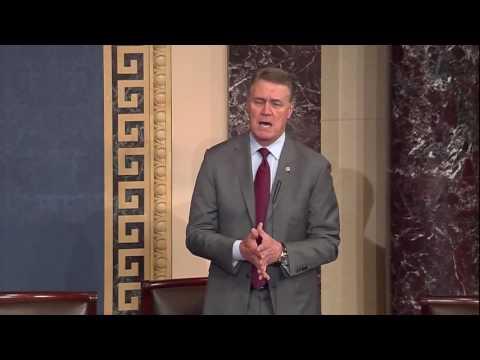 Senator David Perdue Congratulates New Secretary Of Agriculture, Governor Sonny Perdue
