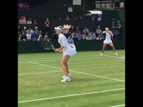 Eugenie Bouchard - Sabine Lisicki @ Wimbledon 2016