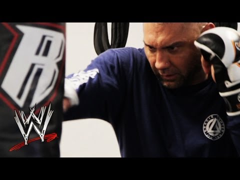 Batista reveals why he returned to WWE