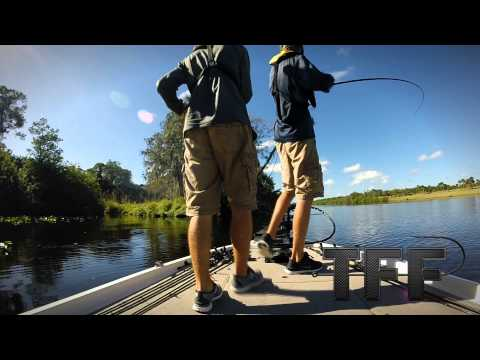 Caloosahatchee River Bass Fishing