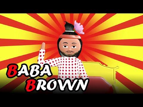 MAKE JOKE ON - बाबा ब्राउन (Baba Brown) | Tickle Finger