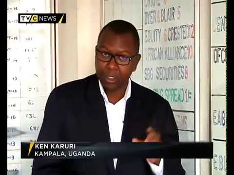 Feature on Uganda's Security Exchange | TVC News