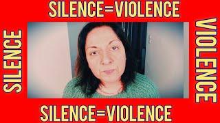 Video 156. Η σιωπή ποτέ δεν ήταν χρυσός ( για να το βουλώσουμε μας το'λεγαν ). | Sofia Moutidou