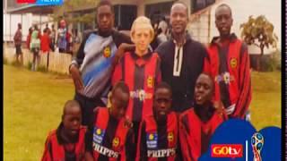 Story of success from Kenyan Football Industry   KTN News Scoreline