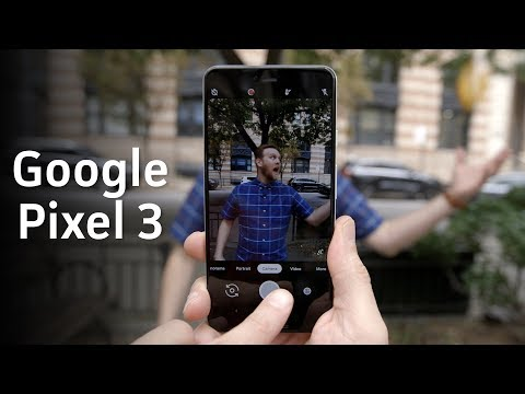 Top Google Pixel 3 camera features
