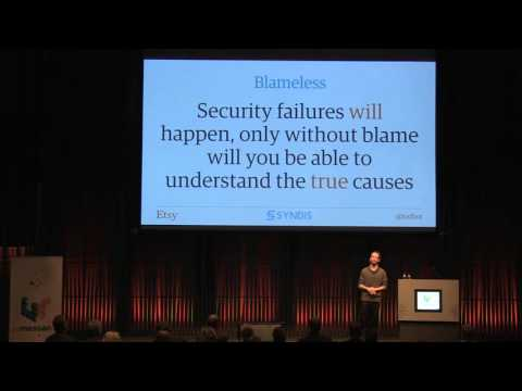 UTmessan2016 - Crafting an Effective Security Organization