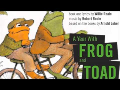 Merry Almost Christmas, A Year With Frog and Toad. - YouTube