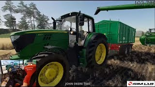 farming simulator 19 / still building new farm / episode 2