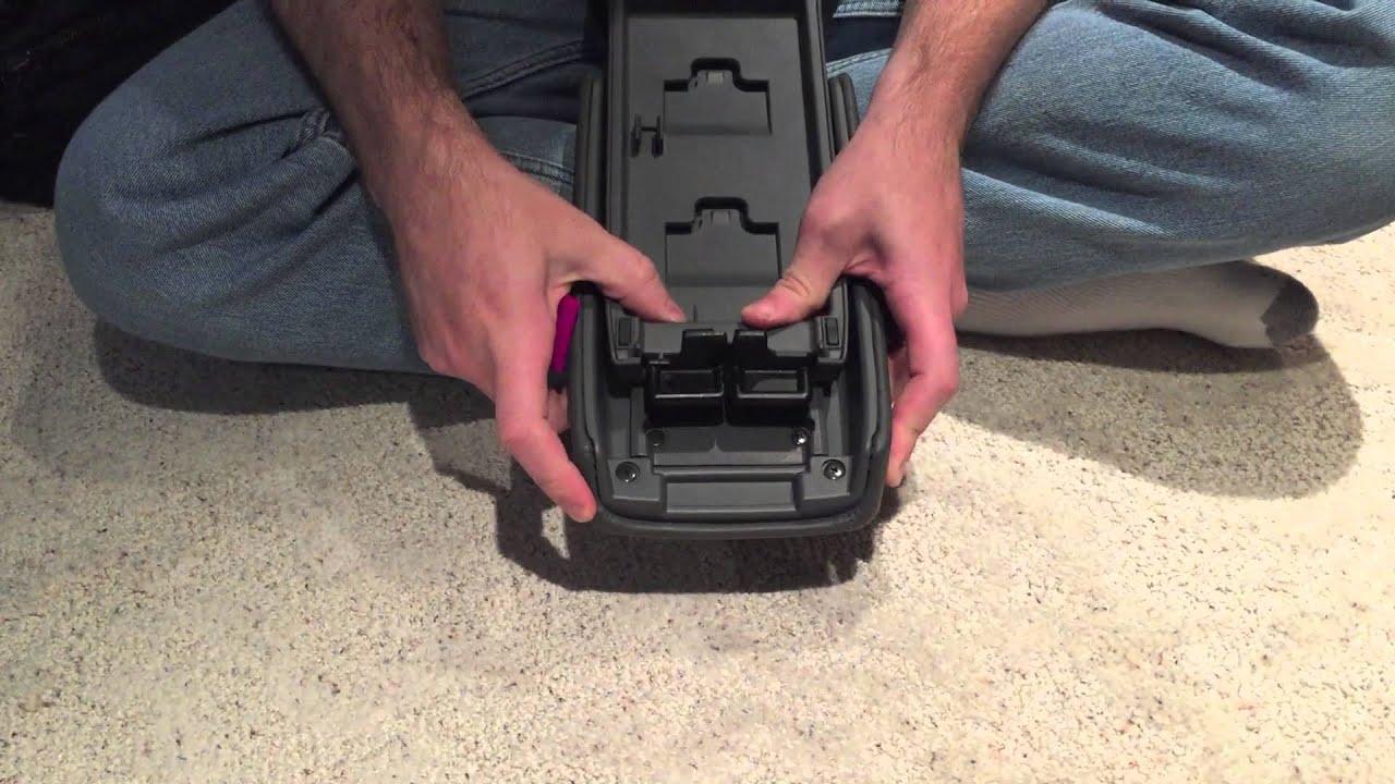 Seperating Honda Accord Armrest Pieces 7th Generation