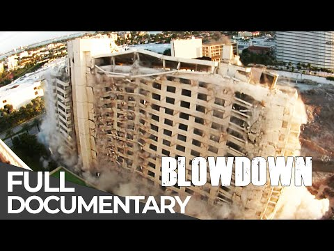 Miami Resort | Building Demolition | BlowDown | S01 E03| Fre