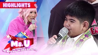 Yorme's birthday plans for this year | It's Showtime Mini Miss U