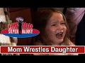 Mom Wrestles Screaming Child Onto Naughty Step | Supernanny UK