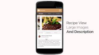 Food App Template For Android - Source Code For Sale