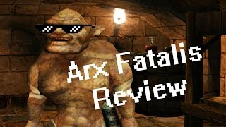 Why You Should Play Arx Fatalis
