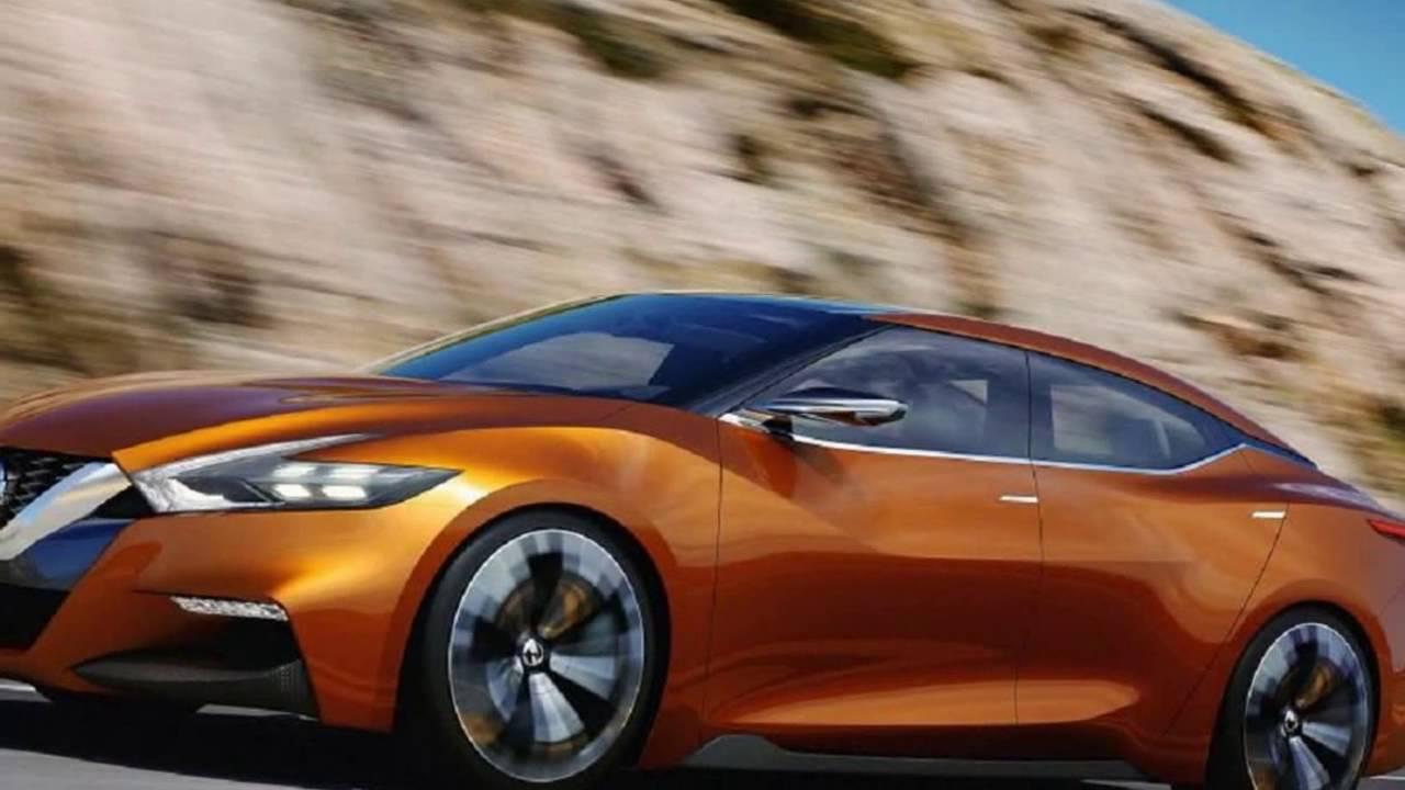 2017 Nissan Maxima Nismo Car Design