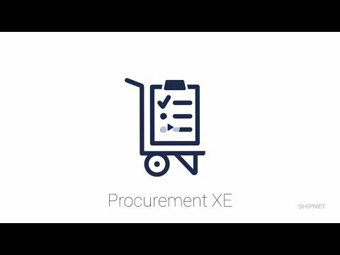 Procurement XE - Marine Procurement Solutions