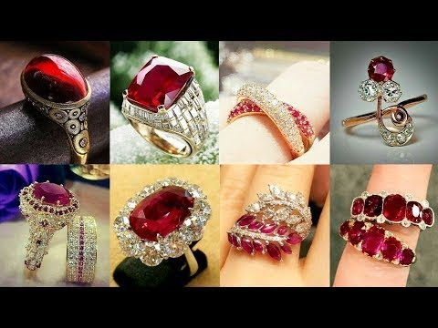 latest-engagement-ruby-rings-designs-2019