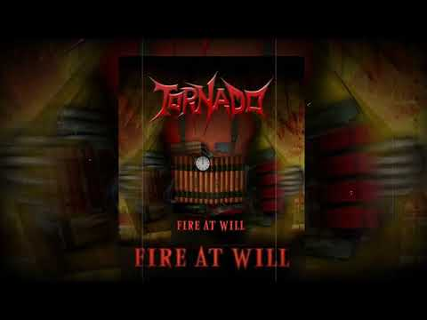 Tornado - Fire At Will Full Album (Thrash Metal)