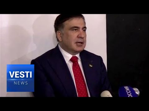 And Now He's Warsaw's Headache: Saakashvili's Spectacular Deportation From Ukraine to Poland