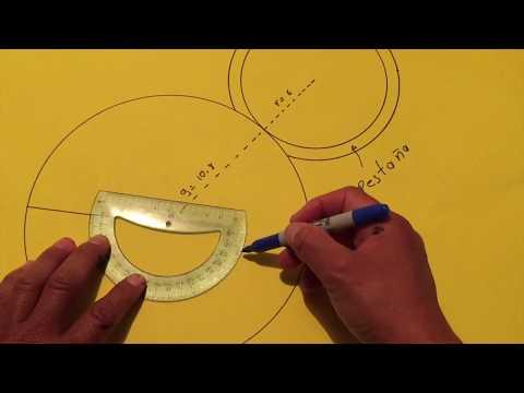 Como hacer un cono trazos calidad hd desarrollo plano y for Como puedo hacer un cono