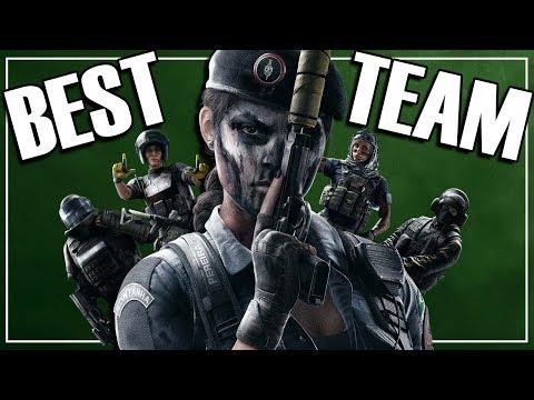 Copper To Diamond: The Best Team Ever - Rainbow Six Siege