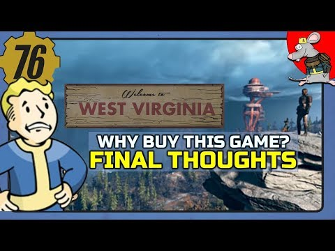 Fallout 76 Beta Final Thoughts - Should You Buy This Game?