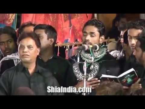 Anjuman e Shaida-e-Ali Asghar Matam at Musheerabad 1434 2012