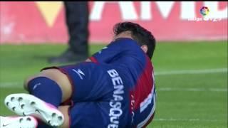 Resumen de SD Huesca vs Rayo Vallecano (2-0)