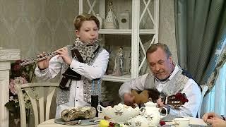 Мир муз и сл Сергея Волкова