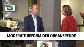 Bundestag gegen Widerspruchslösung   RON TV