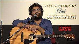 Arijit Singh   Live   Naina Banjare   Hawayein   IFFI   Guitar Version   Full Video   2018   HD