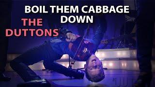 Upside Down Fiddles - Boil Them Cabbage Down - The Duttons #duttontv #branson#duttonmusic