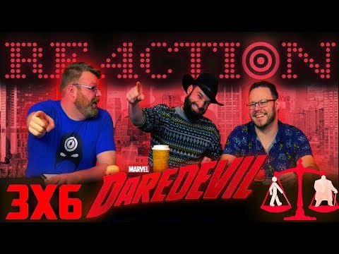 "DareDevil 3x6 REACTION!! ""The Devil You Know"""