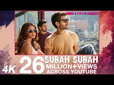Subah Subah (Video) | Arijit Singh, Prakriti Kakar | Amaal Mallik | Sonu Ke Titu Ki Sweety thumbnail