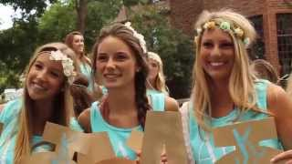 You Know: Alpha Phi CU Boulder Bid Day 2014