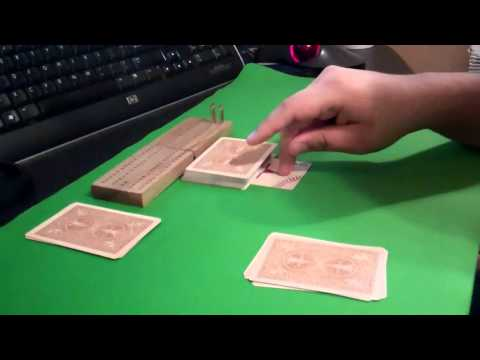 CRIBBAGE RULES AND SCORING