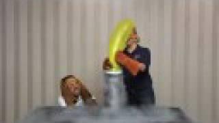 Liquid Nitrogen Experiments: The Balloon