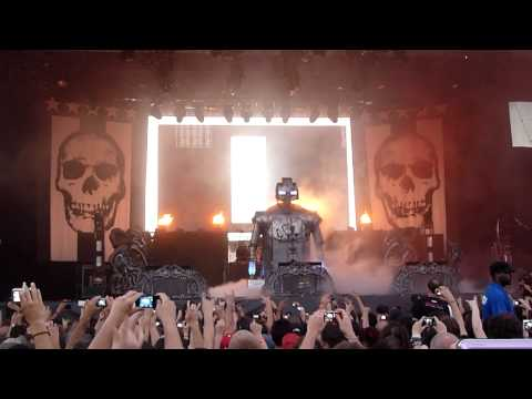Rob Zombie - What Lurks On Channel X ? (Live At Heavy MTL) mp3