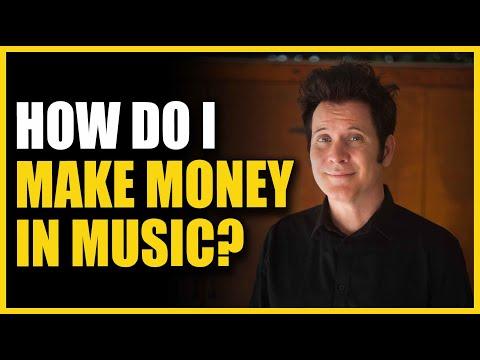 How  Do I Make Money In Music? - Warren Huart: Produce Like A Pro