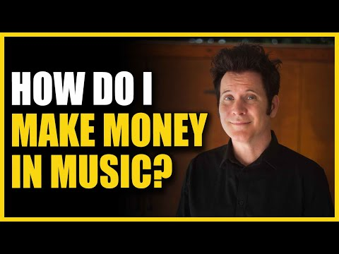 How  Do I Make Money In Music? - Warren Huart: Produce Like A Pro