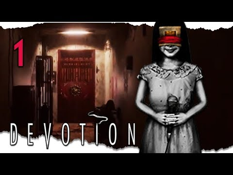 Let's Play Devotion Part 1 - An Average 1980s Taiwanese Household [Blind PC Horror Gameplay]