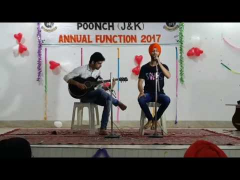 ZINDGI / KHAAB / TERI KAMI BY AKHIL / GUITAR COVER BY GUNEET SINGH ND IRFAN (ROMANTIC SONGS) MASH-UP