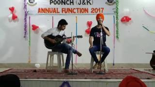 ZINDGI / KHAAB / TERI KAMI BY AKHIL / GUITAR COVER BY GUNEET SINGH ND IRFAN (ROMANTIC SONGS) MASH-UP